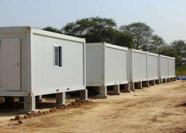 Safe Stable Storage Container Homes 15mm تخته سه لا 6000mm * 3000mm * 3000mm
